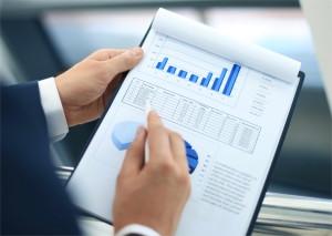 Unternehmensbewertung basierend auf Analyse-Prozess als Unternehmensverkauf-Vorbereitung