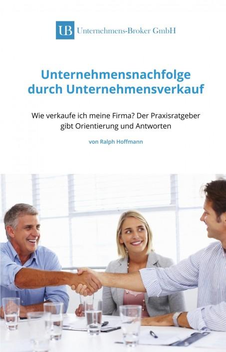 Praxisratgeber, Buch Unternehmensverkauf
